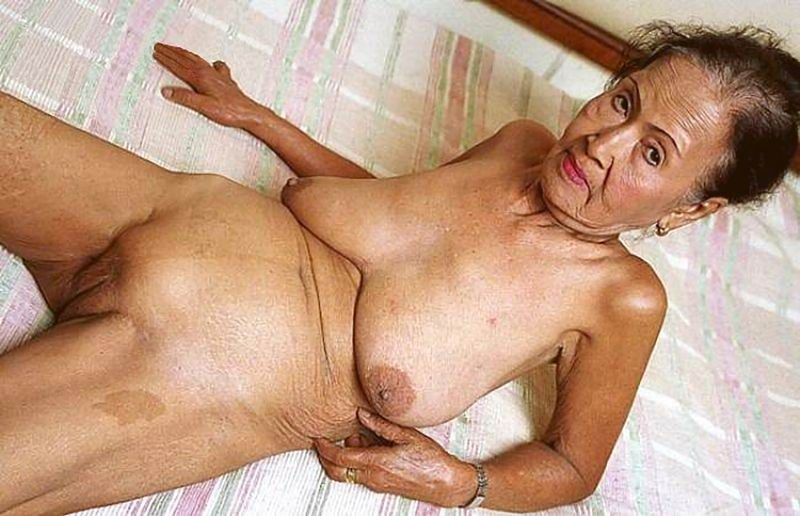 100 real ugly old women fucked from few mens 9