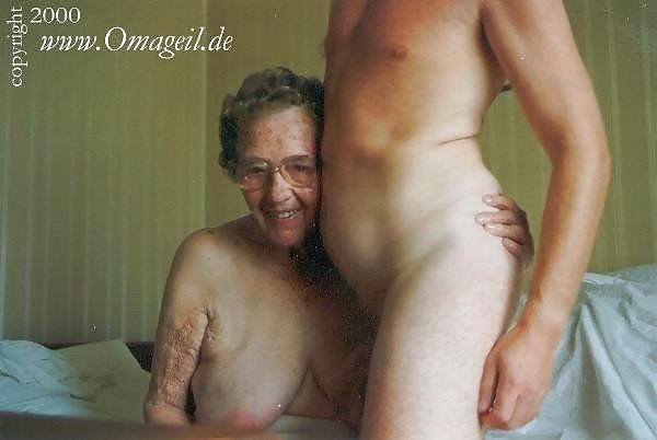 Oma Porn -Granny, Grandma, Oma