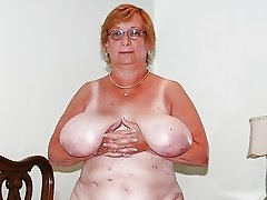 Big Older Woman With Huge Tits