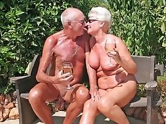 Grandma lusty and hot