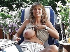 Hot granny big boobs