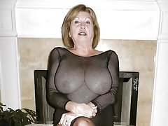 Tits highly sexed mature