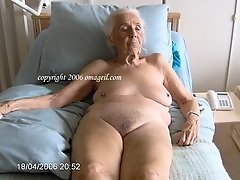 80 year old grannies nude