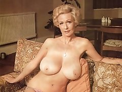 Mature milf granny big boobs