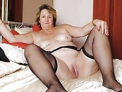 Mature older beautiful grannies and more...