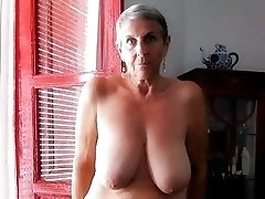 granny got big boobs