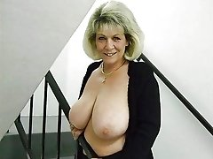 sexy grannies with big boobs