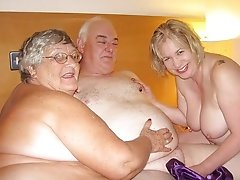 Original nice mature and granny amateur porno