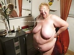 Chubby grannies 65+ still want fun