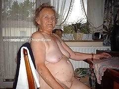 Mature granny ready for a good fuckin