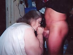 Hot sex scenes with old and horny granny sluts