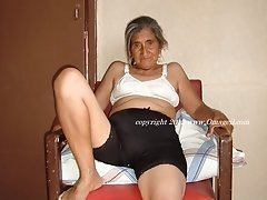 Really old lesbian grannies sucking on cocks