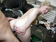 Nude horny old grandmas showing their pussy and having sex