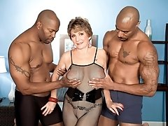 Beas First Interracial Three-way
